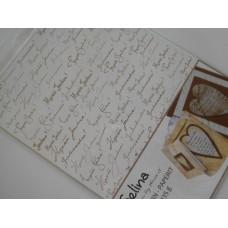 Farnia Selina leikepaperi, A4, 135 g, 5 kpl/pkt