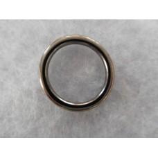 O-rengas,hitsattu,harmaa,18 mm,10 kpl/pss