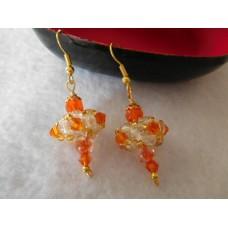 Oranssit korvakorut