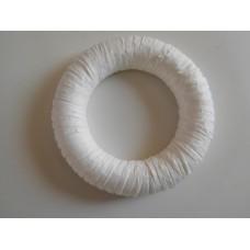 Valkoinen kranssipohja 20 cm